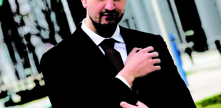 "Aleksandar Aleksić, kajakaški olimpijac i budući student Londonske poslovne škole, za ""Podrinske"""