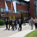 Gradonačelnik Šapca doveo ambasadora Nemačke u Srbiji Aksel Ditman_poseta sabackom Hemofarmu