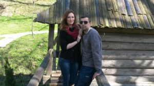 Sandra i Vladimir Tomić