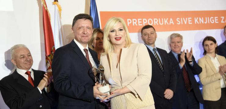 Nagrada Reformator godine za reformu decenije