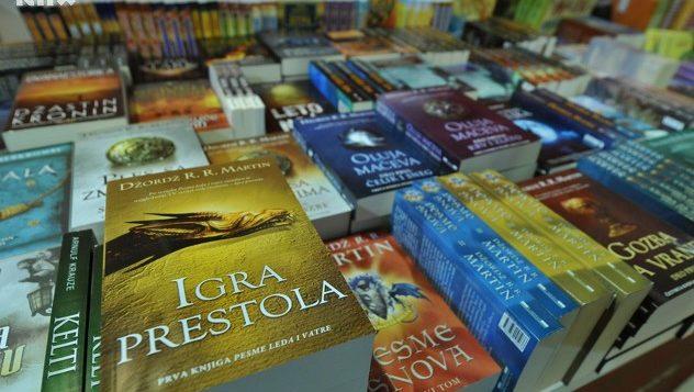 Sajam knjiga u Šapcu