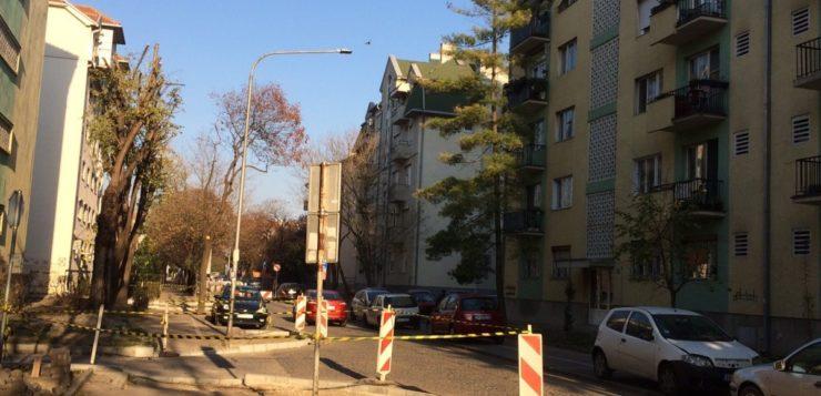 Zabrana saobraćaja u Sremskoj do kraja godine