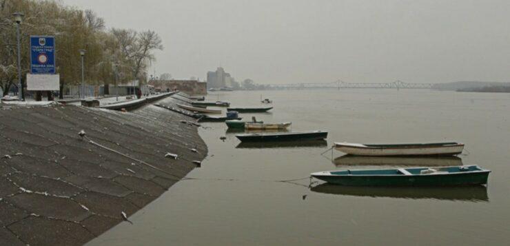 Uvedena redovna odbrana od poplava na Savi