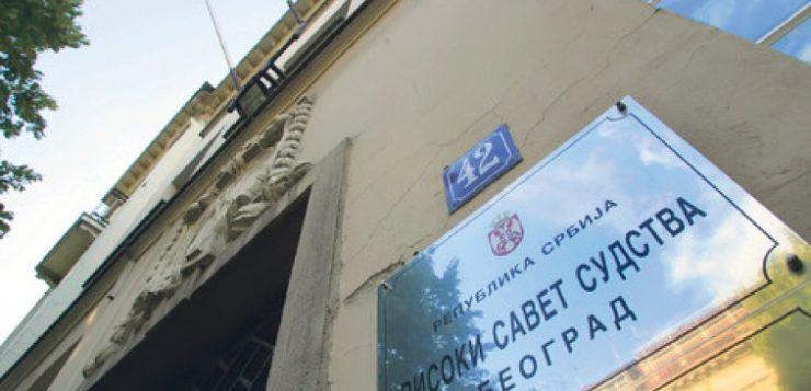 Visoki savet sudstva: Reakcije SNS na presudu sudije Mraović u Šapcu napad na celokupno pravosudje